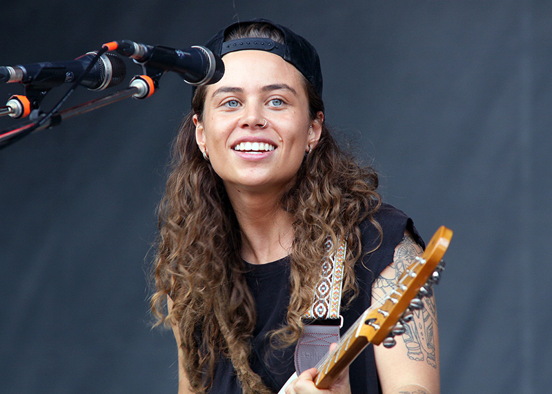 Tash Sultana and her Climbing Success