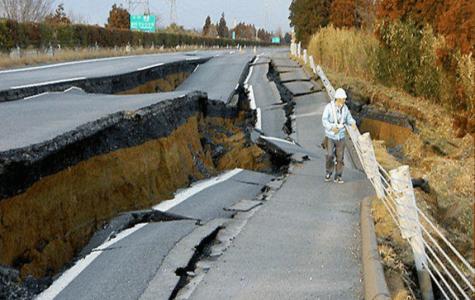 Big Earthquake Brewing Underneath Oregon