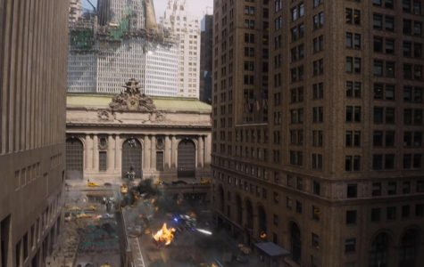 New York City In Constant Repairs Due To Marvel Movies