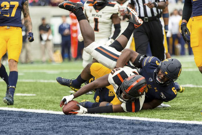 Oregon State Beavers Nail Biter Game Against California Golden Bears