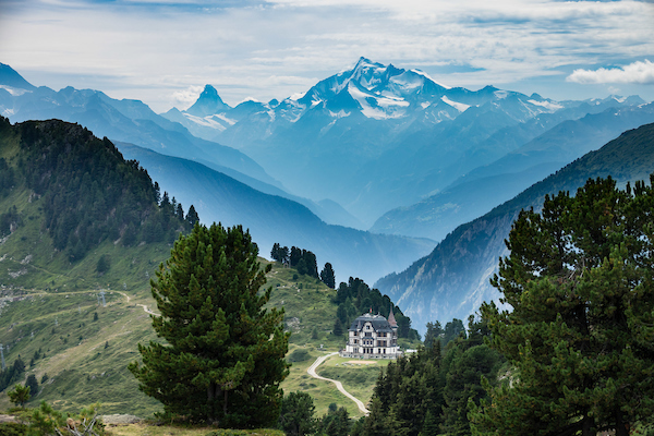 Where to Go in Switzerland