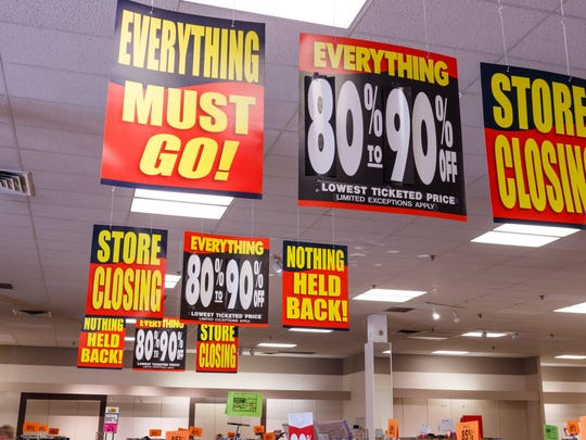 The Closure of Stores Due to COVID-19