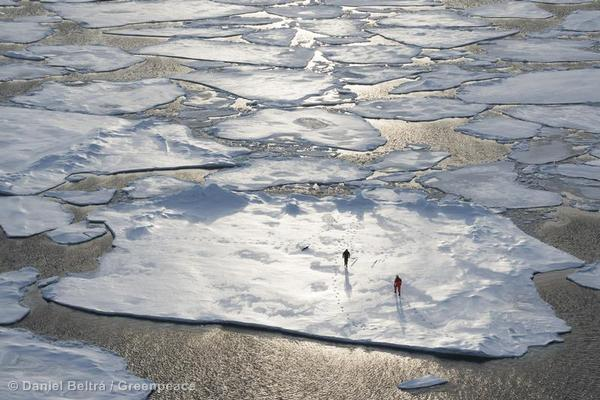 Climate Change in the Artic
